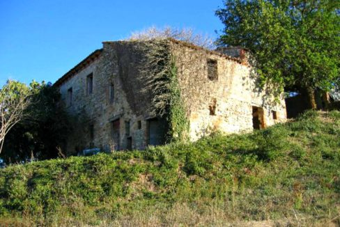 Rustico daristrutturare in vendita a Todi - Due Santi