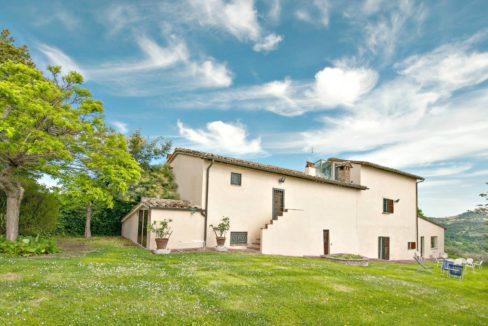 Casale in vendita a pochi passi dal Centro Storico di Perugia