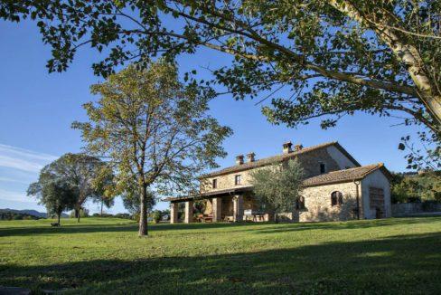 Offerta casale in pietra Umbria - Casale Soleluna