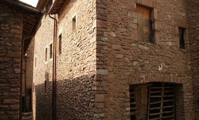 Beautiful stone walls