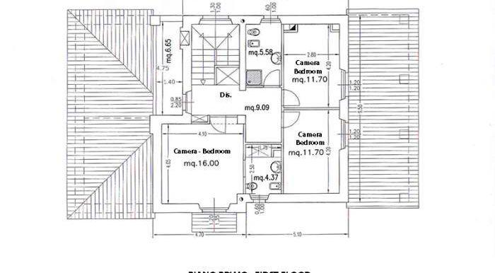 39-first floor-villa todina