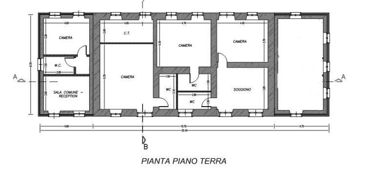 main house -ground floor
