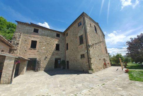 Antica proprietà ristrutturata a Perugia