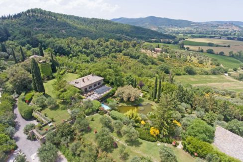 Magnificent villa for sale in Umbria