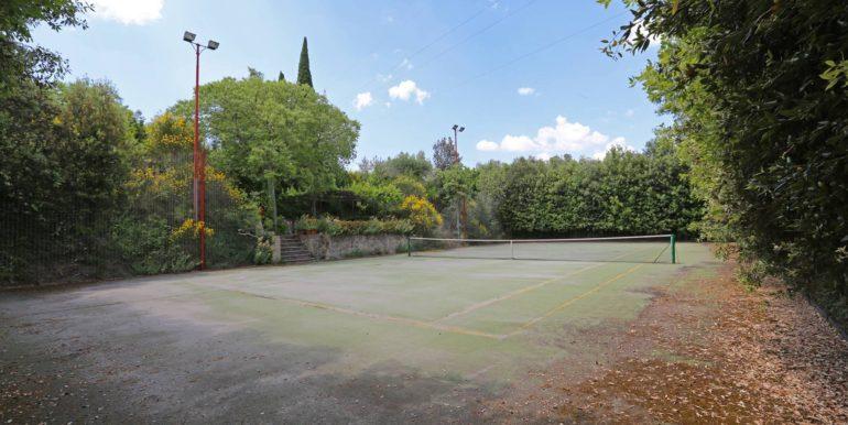 23-s573-tennis court-il Giardino del Porcinai