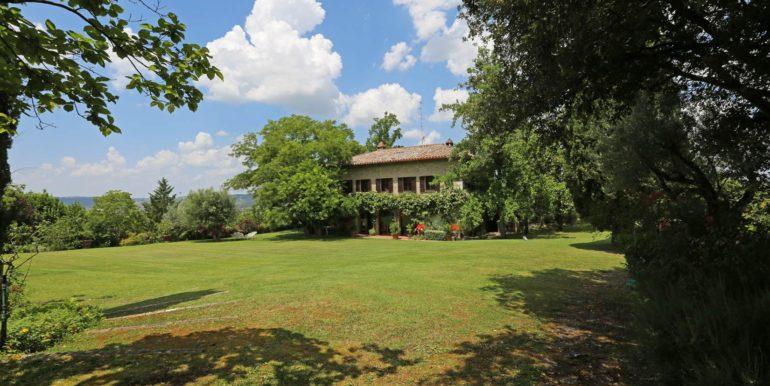 4-s573-garden and house-il Giardino del Porcinai