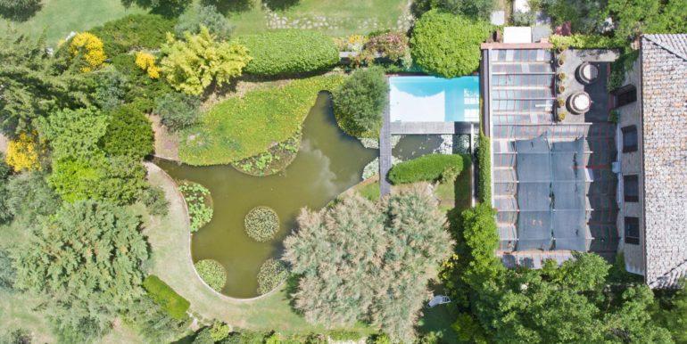 8-s573-aerial view of property-il Giardino del Porcinai