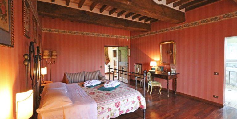 36-s573-bedroom-il Giardino del Porcinai