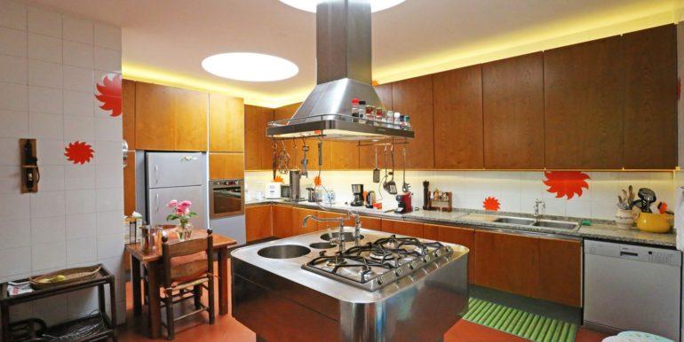 33-s673-kitchen-il Giardino del Porcinai
