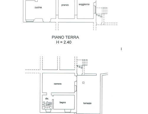 s574-ground floor plan-Prato di sopra
