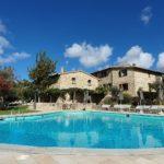 panoramic VILLAGE for sale in Umbria