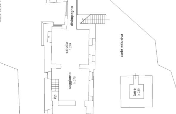 s576-Planimetria Piano terra