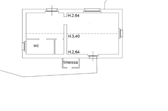 s576-Planimetria annesso