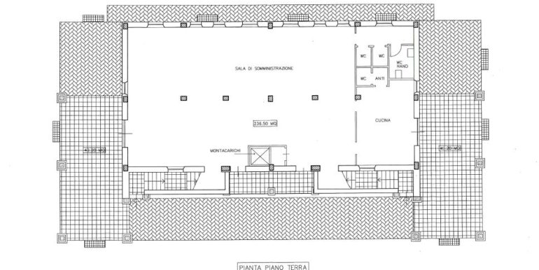 s577-ground floor plan-agriturismo del castello