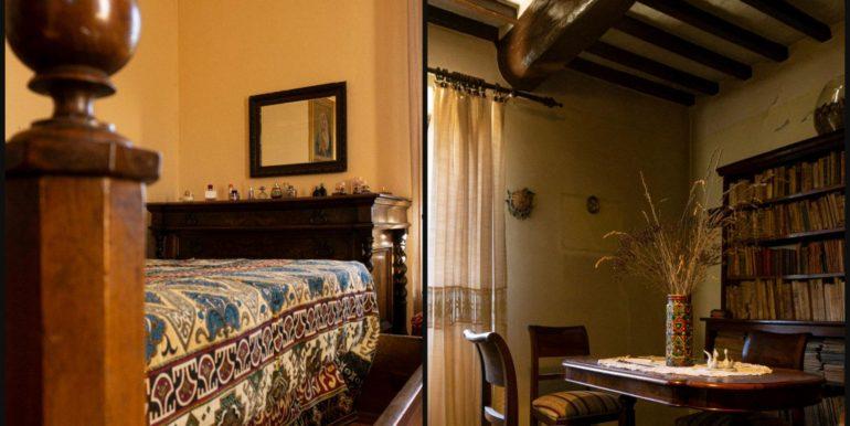 35-s584-bed and bookcase-villa schine