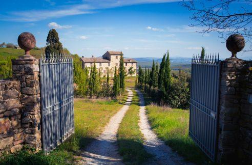 Vendita casale ottocentesco in Chianti - Casale La Madonna