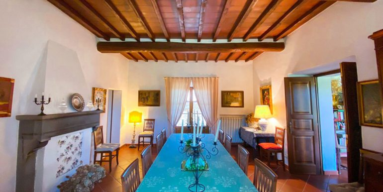 13 bis-s594-. farmhouse for sale chianti - Casale La Madonna-via dei colli