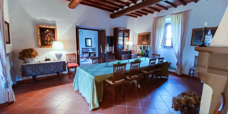 13-s594-farmhouse for sale chianti - Casale La Madonna-via dei colli
