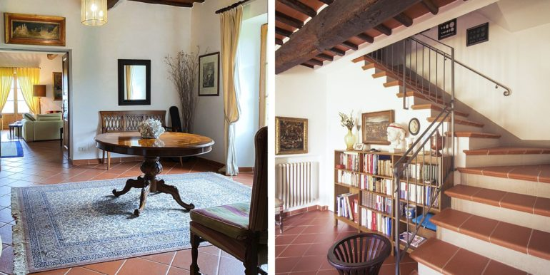 24-s594-farmhouse for sale chianti - Casale La Madonna-via dei colli