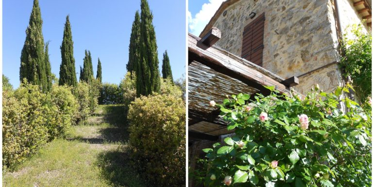 25-s594- farmhouse for sale chianti - Casale La Madonna-via dei colli