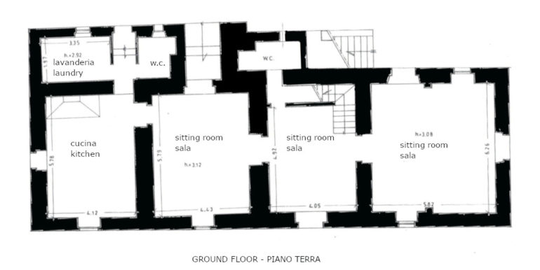 28-s594-GROUND FLOOR MAIN HOUSE