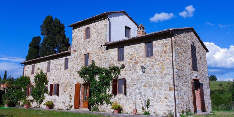 4-s594-farmhouse for sale chianti - Casale La Madonna-via dei collii