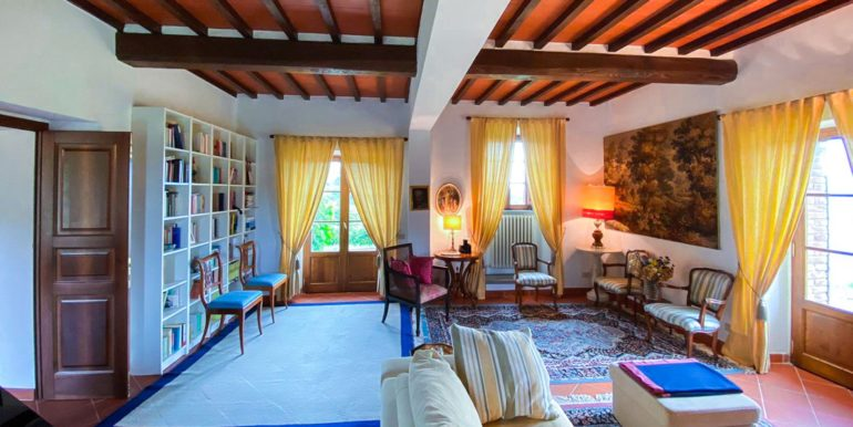 9-s594- farmhouse for sale chianti - Casale La Madonna-via dei colli