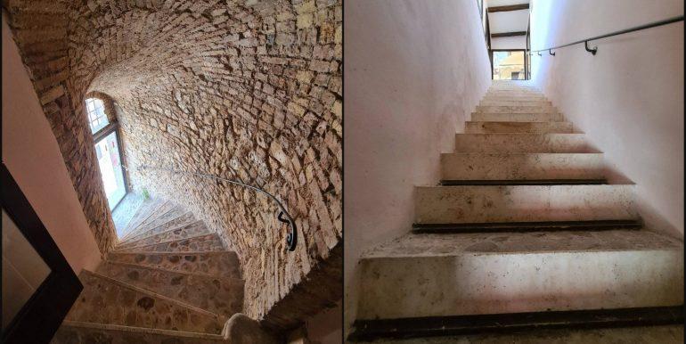 10-s599 - ancient hotel for sale in trevi - palazzo natalini - via dei colli